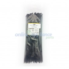 T086  Cable Ties Pkt 100 - 280mm X 3.6mm Universal