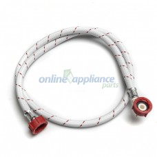0571200125 Inlet Hose - 1.4mtr Red Ends