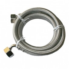 acc039 Stainless Steel braided dishwasher inlet hose