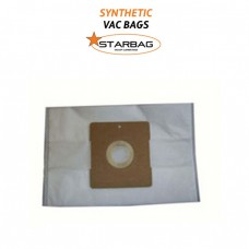 AF209S Vacuum bag 5pk Sanyo Synthetic