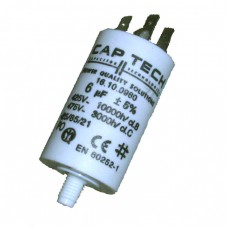 dryer motor capacitor hoover fisher & paykel electrolux omega