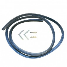 OVK041 Universal oven door seal - 3 sided with clips