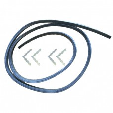 OVK042 Universal oven door seal - 4 sided with clips
