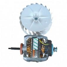 W10197708 dryer motor and fan blade Whirlpool Maytag MDE7550AGW